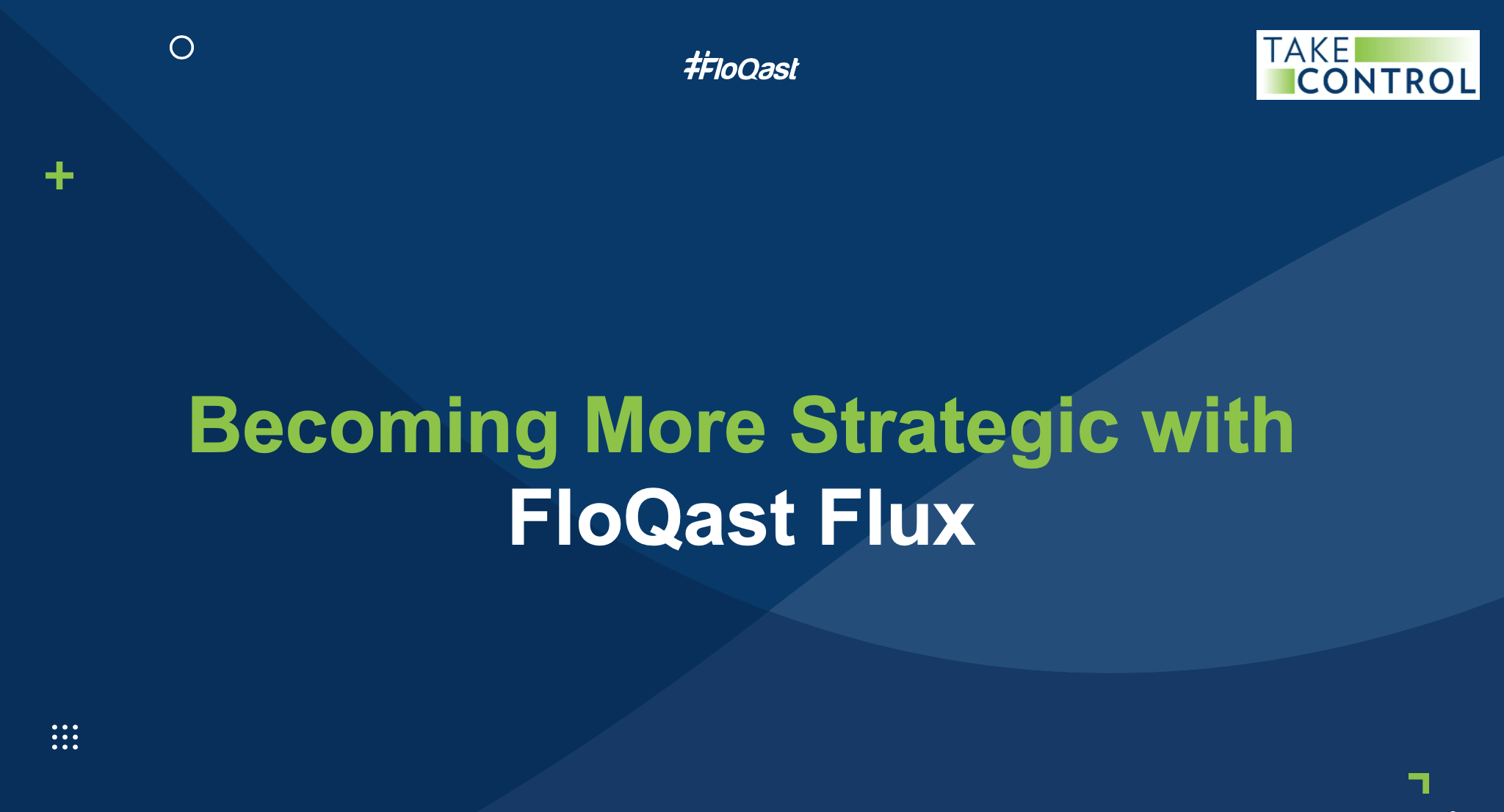 Becoming More Strategic with Flux